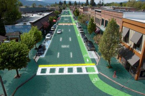 Solar Downtown Sandpoint, AZ